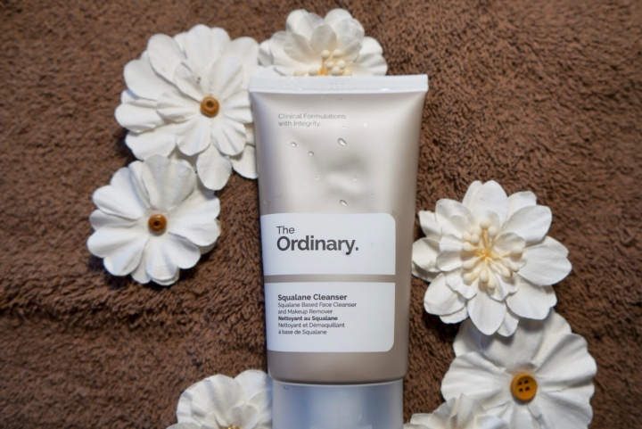 Cleanser review: The Ordinary Squalane Cleanser